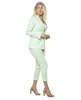 Runaway The Label Washed Lime Calix Co-Ord