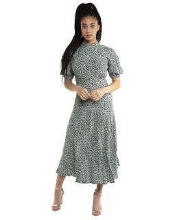 Ghost Sage Luella Midi Dress