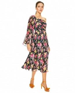 Talulah Midnight Fiesta Midi Dress