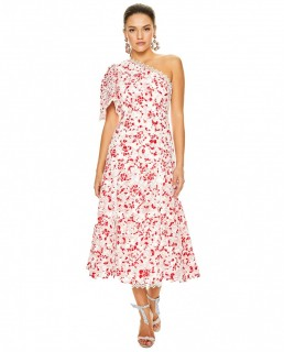 Talulah Red Daisy Dance & Romance Midi Dress
