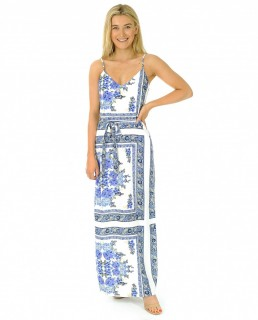 ASOS Parisan Printed Cami Maxi Dress