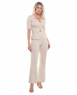 Seven Wonders Golden Girl Top and Trouser Co-Ord