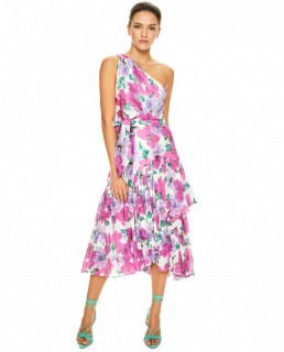 Talulah Floral My Lover Midi Dress