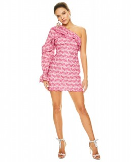 Talulah Pink Tainted Love Mini Dress