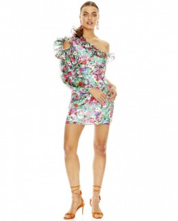 Talulah Better Together Mini Dress