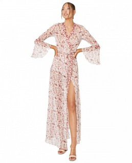 Winona Etude Wrap Dress