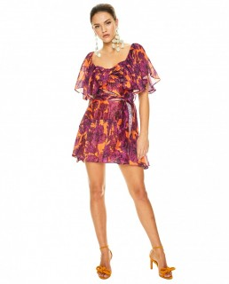 Talulah Floral Las Palmas Mini Dress