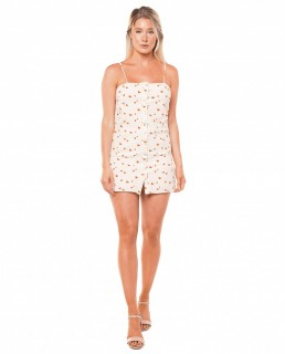 Seven Wonders Sweetheart Print Mini Dress