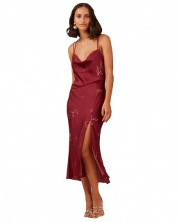 Finders Keepers Cherry Cristina Dress