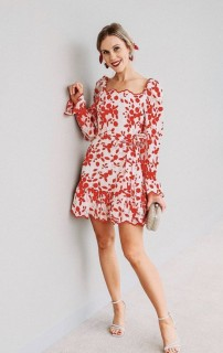 Talulah Endless Love Mini Dress