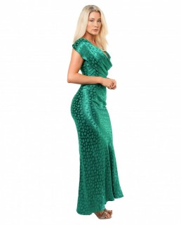 Rat & Boa Green Odessa Maxi Dress