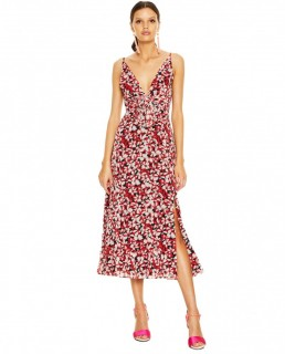 Talulah Cherry Bomb Midi Dress