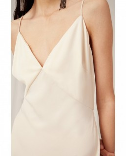 Keepsake The Label Creme Pretty One Gown