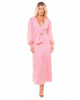 Bardot Pink Daytona Dress
