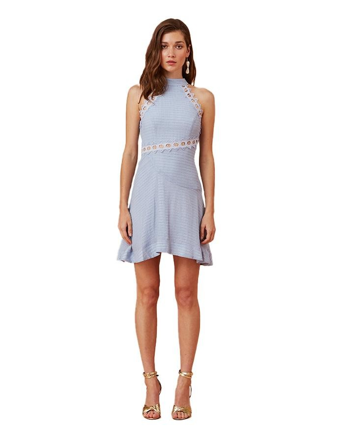 Keepsake The Label Sky New Look Mini Dress