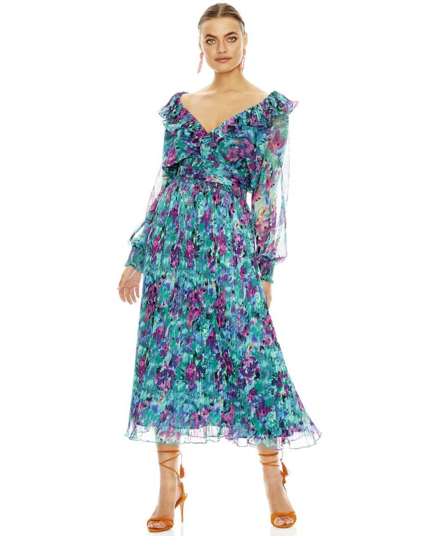 Talulah Barcelona Nights Midi Dress