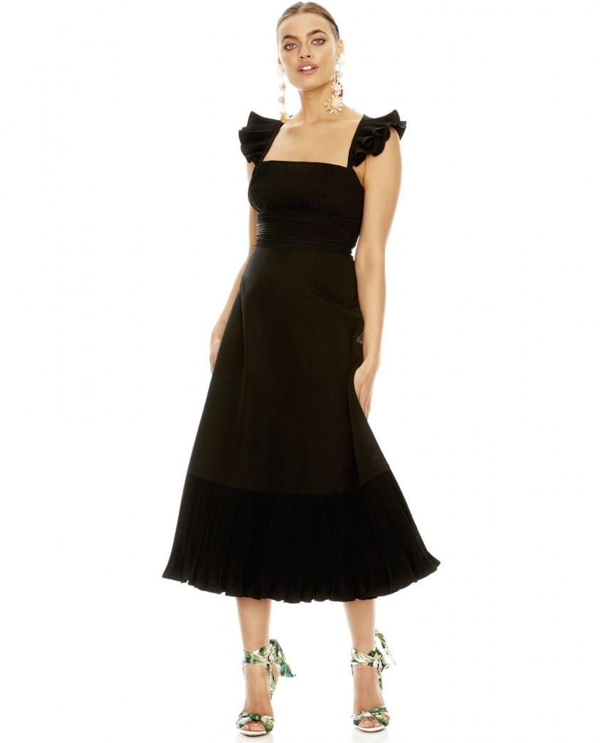 Talulah Love In Paris Midi Dress