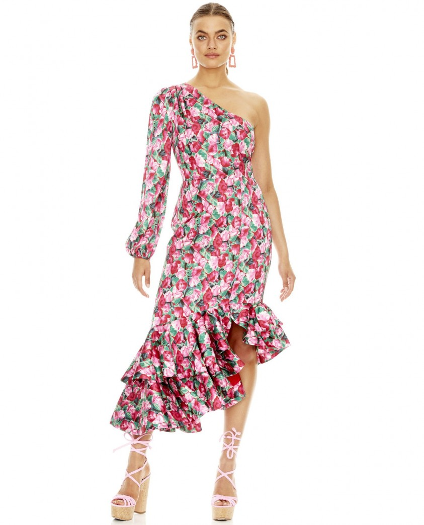 Talulah The Heart of Life Midi Dress