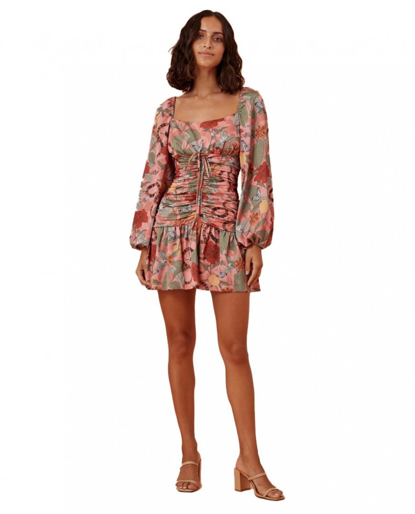 Finders Keepers Elisa Mini Dress