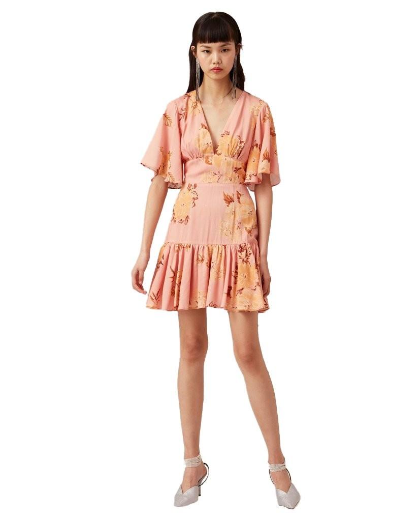 Keepsake The Label Forever Mini Dress