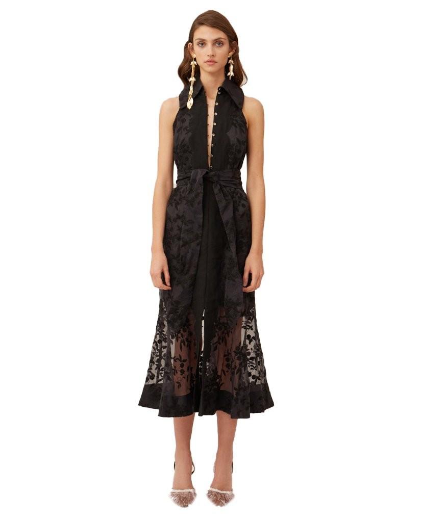 Keepsake The Label Vision Midi Dress