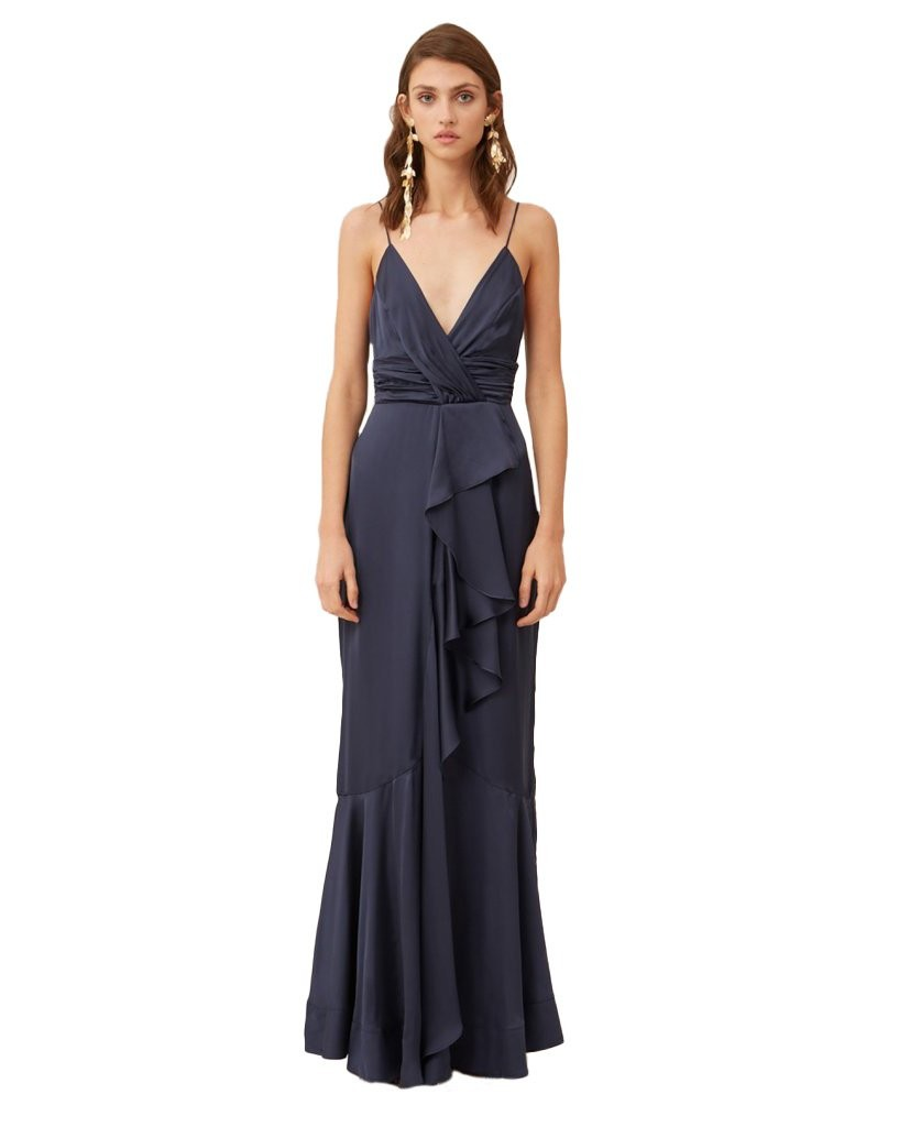 Keepsake The Label Midnight Pearl Gown