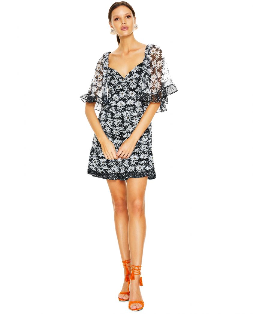 Talulah Bright Lights Mini Dress