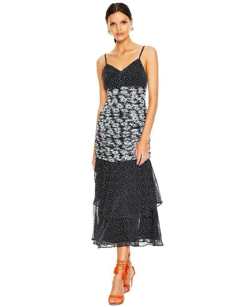 Talulah Bright Lights Midi Dress