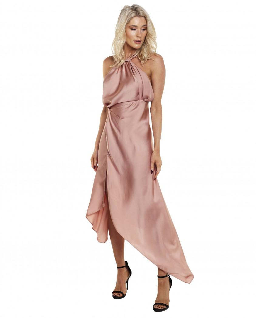 One Felll Swoop Audrey Pink Dress