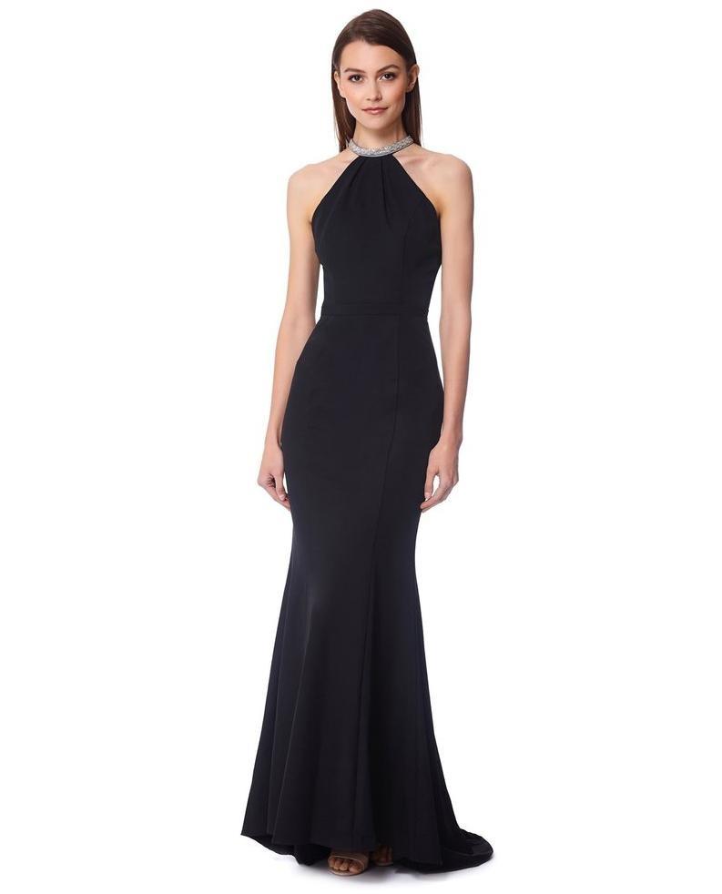 Jarlo Cosima Embellished Maxi Dress