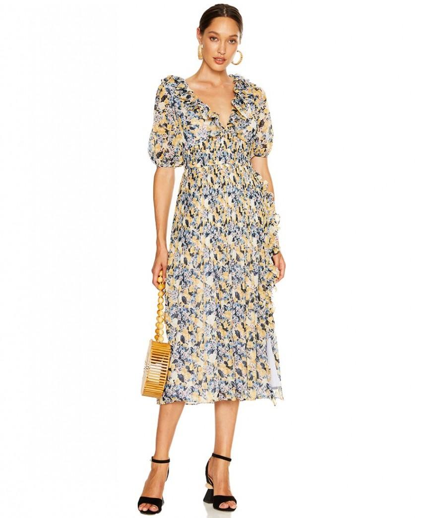 Talulah Birdette Midi Dress