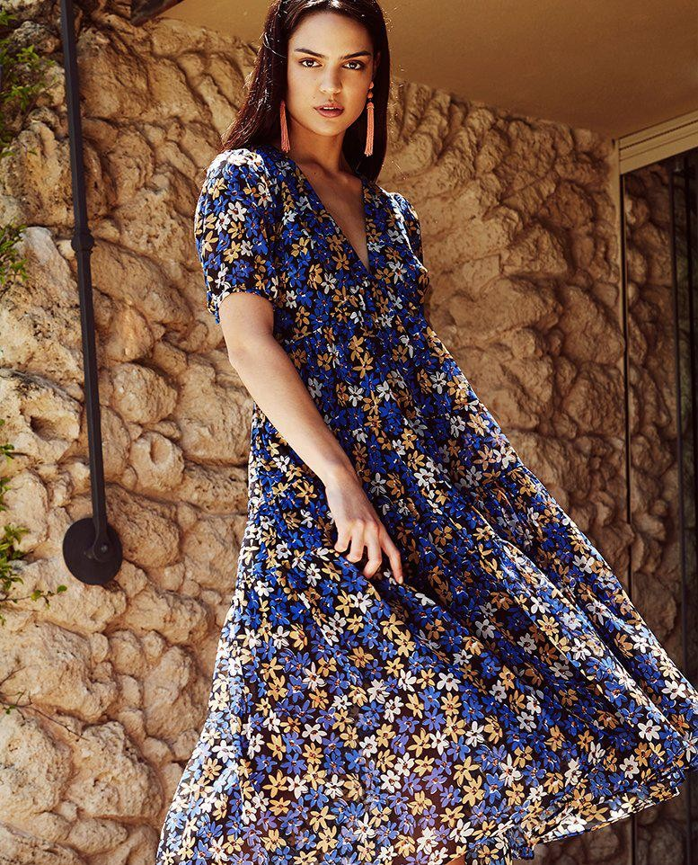 Talulah Gravitate Midi Dress