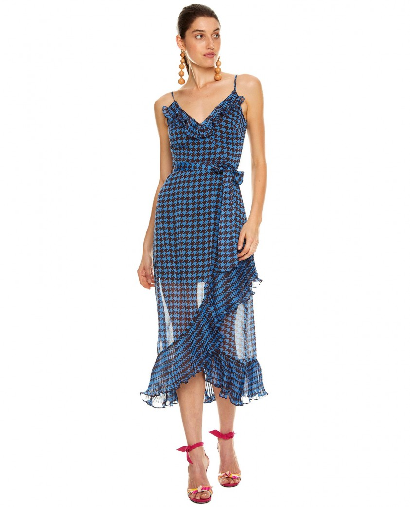 Talulah Sparks Fly Midi Dress