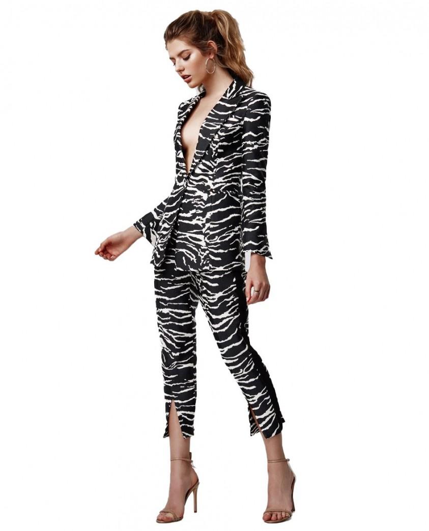 LEXI Aziza Zebra Co-Ord