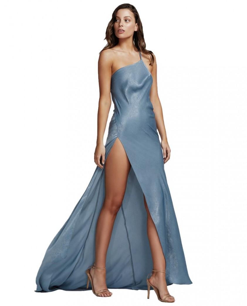 LEXI Izabel Dress In Light Blue