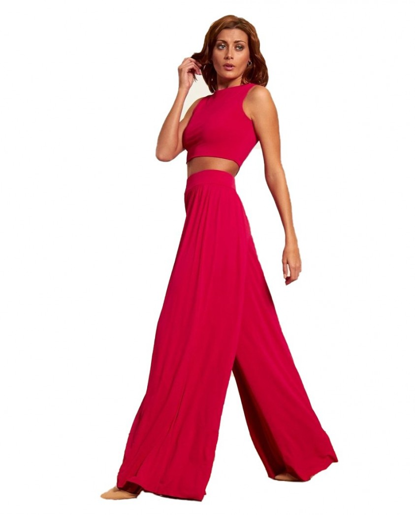 Gorgeous Couture Mila Plazzo Rose Co-Ord