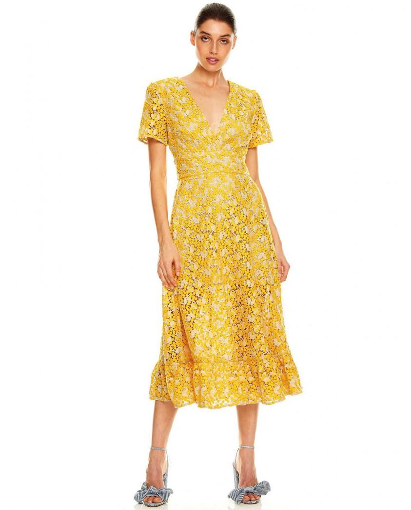 Talulah Sun Dreams Midi Dress
