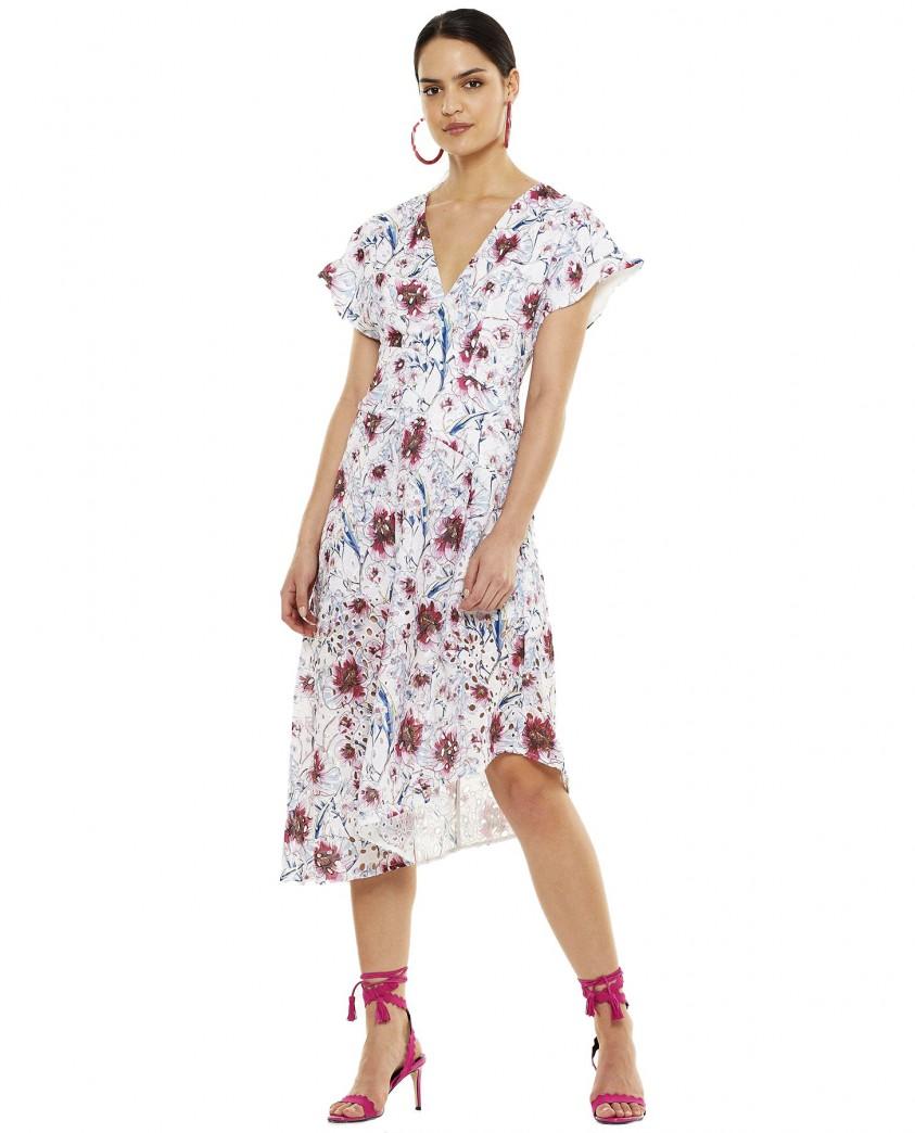Talulah Bonita Midi Dress