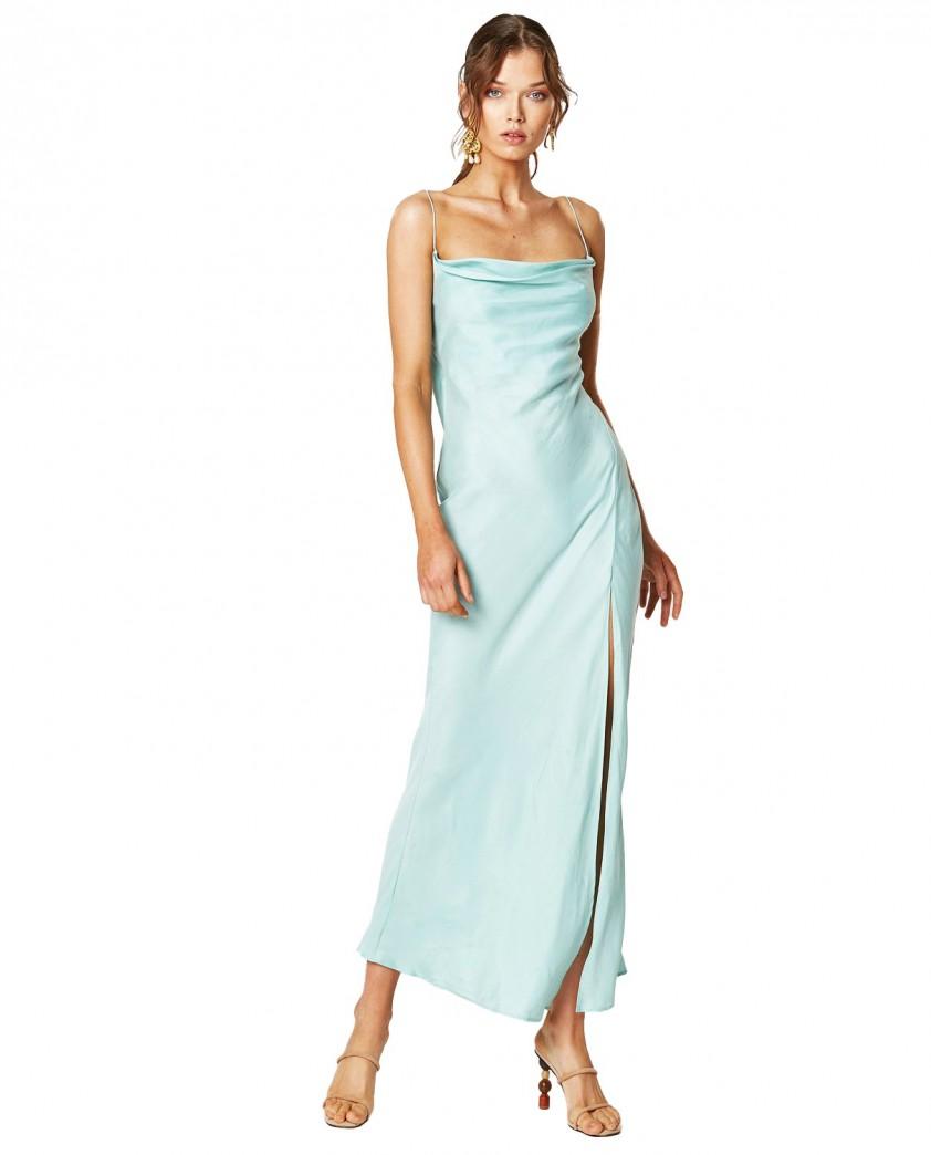 Winona Aqua Indio Maxi Dress