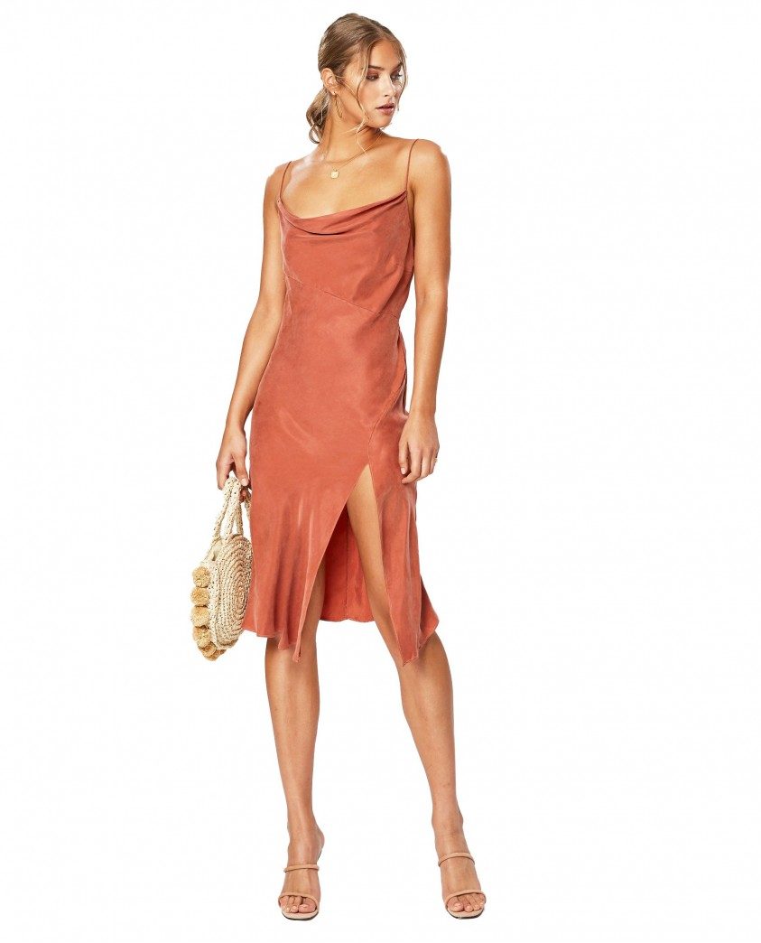Winona Copper Simone Dress