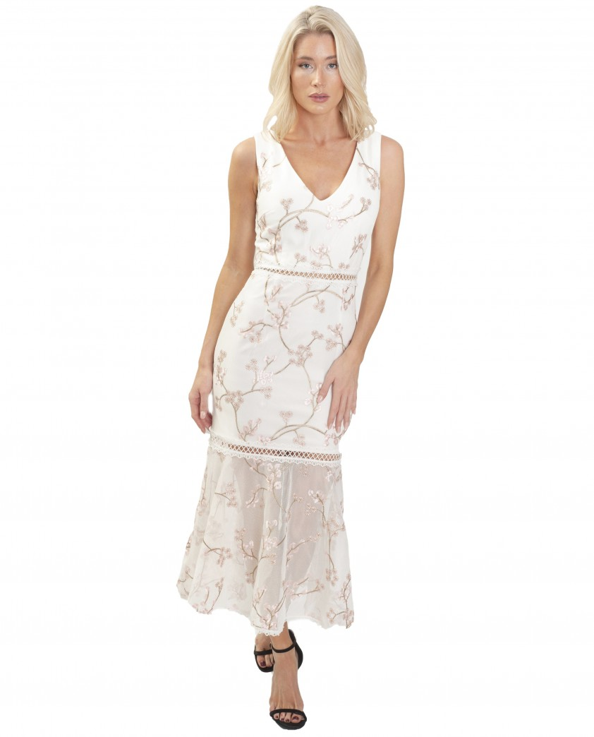 Hire TwoSisters The Label White Izzy Dress