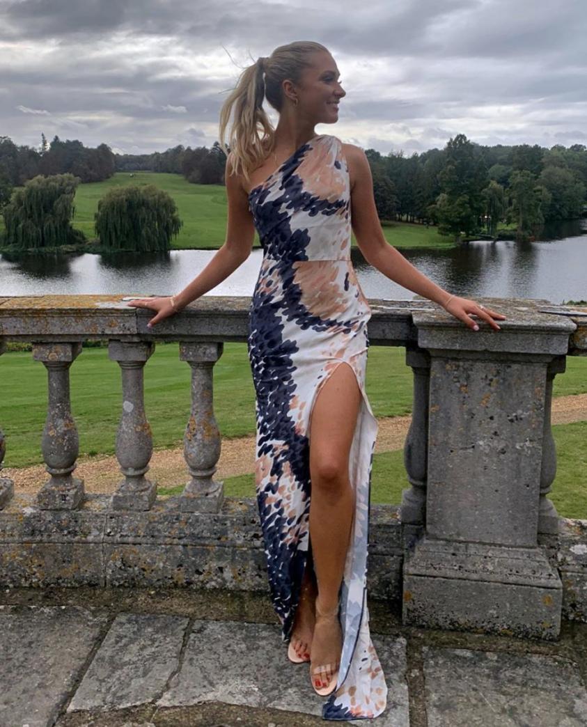 LEXI Leona Dress