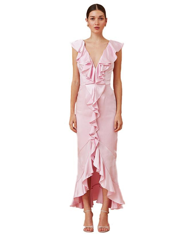 Keepsake The Label Candy Arrows Gown