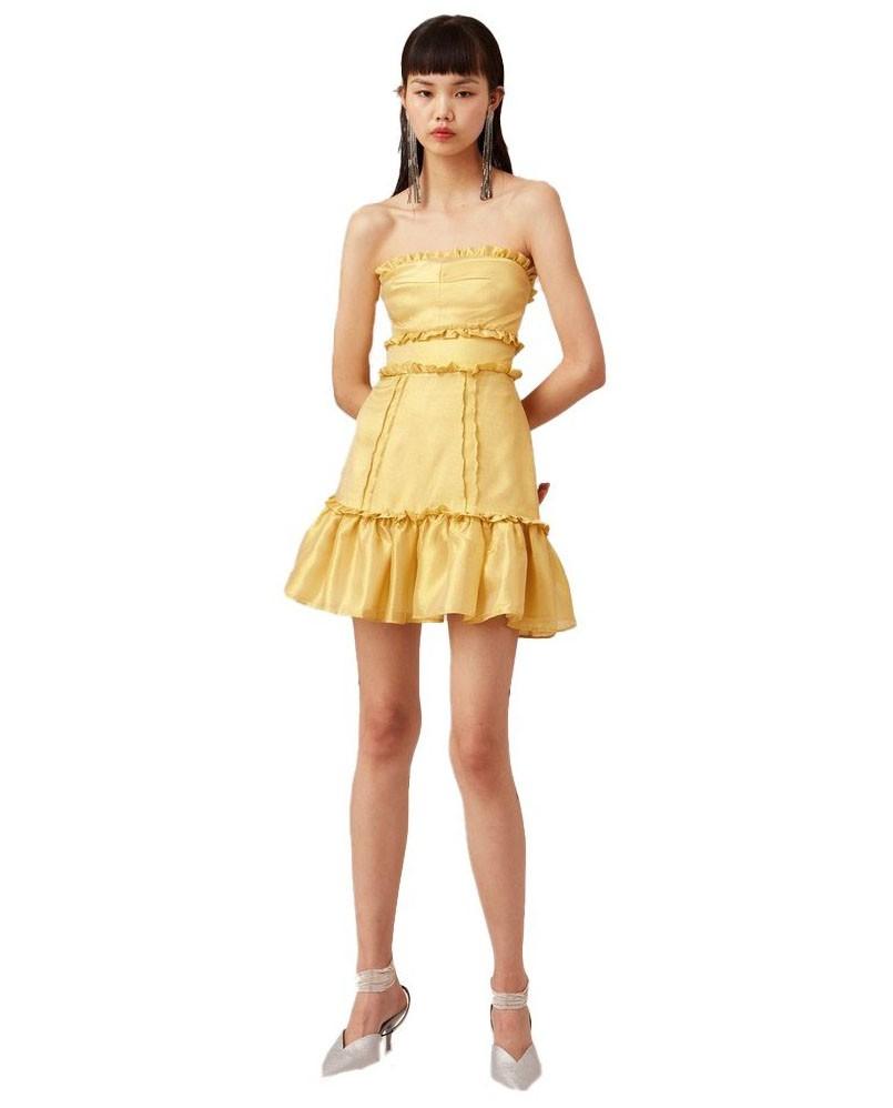 Keepsake The Label Caution Mini Dress