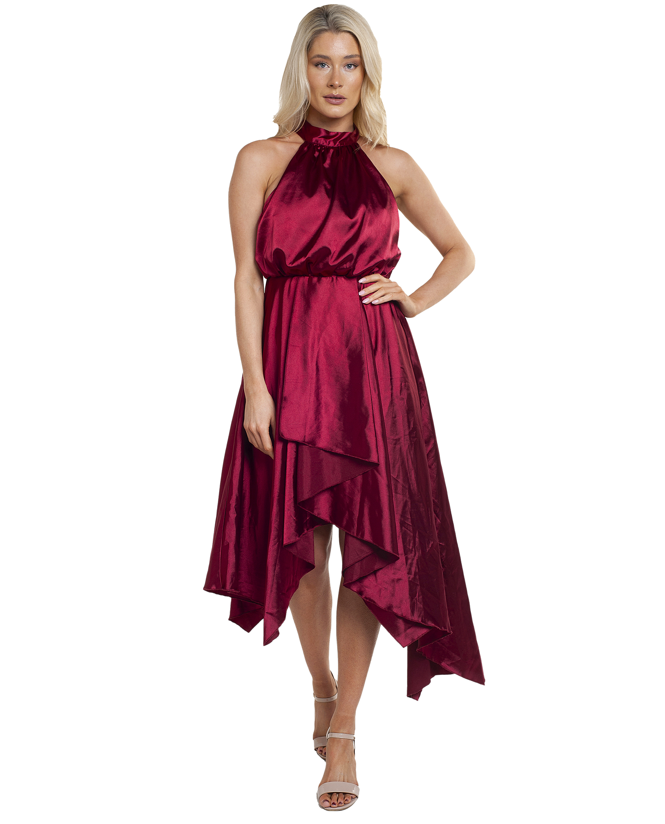 Hire TwoSisters The Label Kathleen Dress In Red