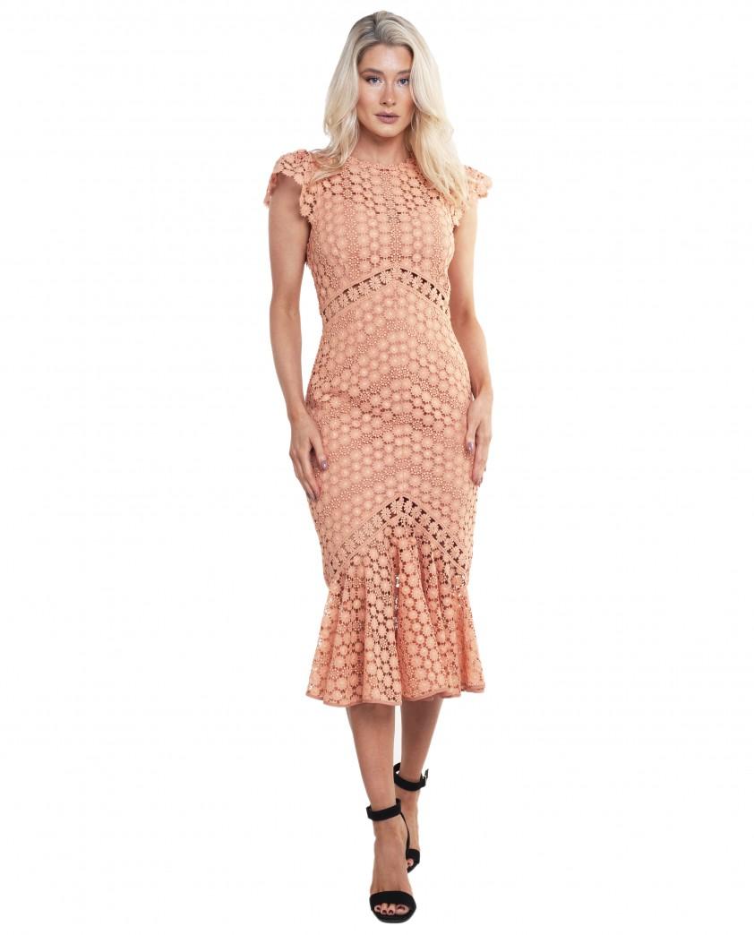 Saylor Clay Rouen Dress