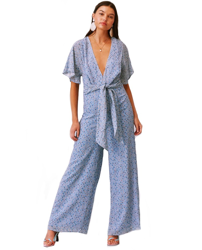 Finders Keepers Blossom Pantsuit