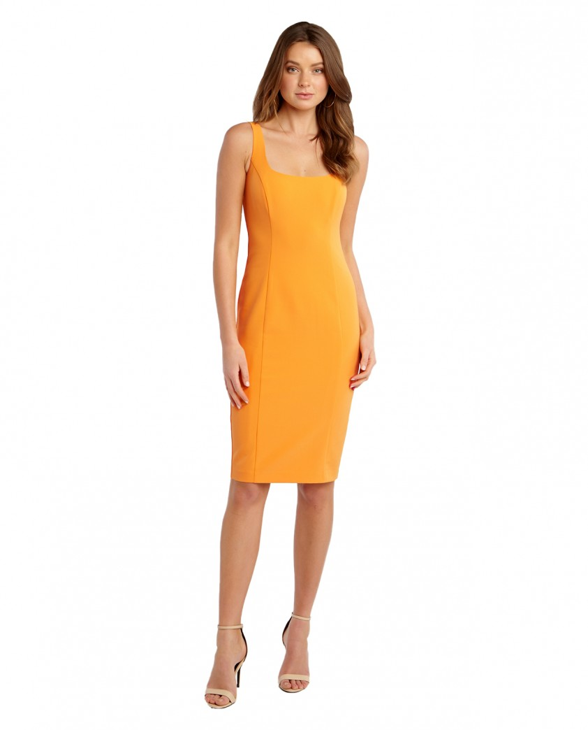 Bardot Mandarin Chiara Dress
