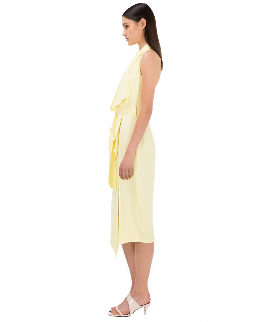 Misha Lemon Lorena Dress